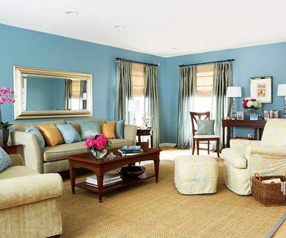 soft-blue-wall-living-room