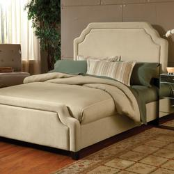 Tyndall Furniture Fabric Bed