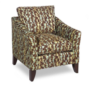 Craftmaster Living Room Chair 215 at Tyndall Furniture Galleries