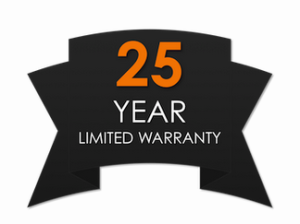 25 Year Limited Warranty on Tyndall Pedic Mattresses