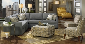 Sectional from Tyndall Furniture